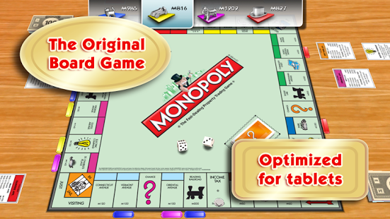 MONOPOLY MOD APK [Offline & Online] +DATA v3.0.0 Android
