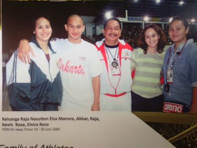 Legenda Keluarga Atlet Indonesia - Keluarga Nasution