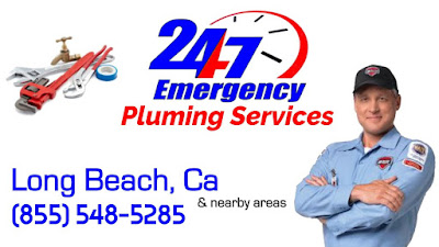 24 Hour Affordable Emergency Plumber Long Beach Services