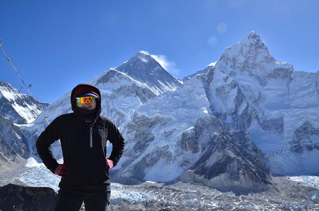Everest Base Camp Trekking 2017
