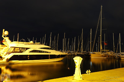 Ataköy Marina - Ataköy Seaside Road - Night Photography - Dr.Murat Enoz - ENT doctor Istanbul - Rhinoplasty in Istanbul - Rhinoplasty in Turkey - Nose Job Istanbul - Nose Job Turkey