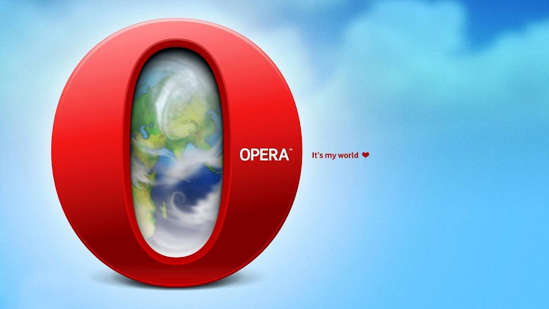 Opera Internet Browser HD Wallpaper 4