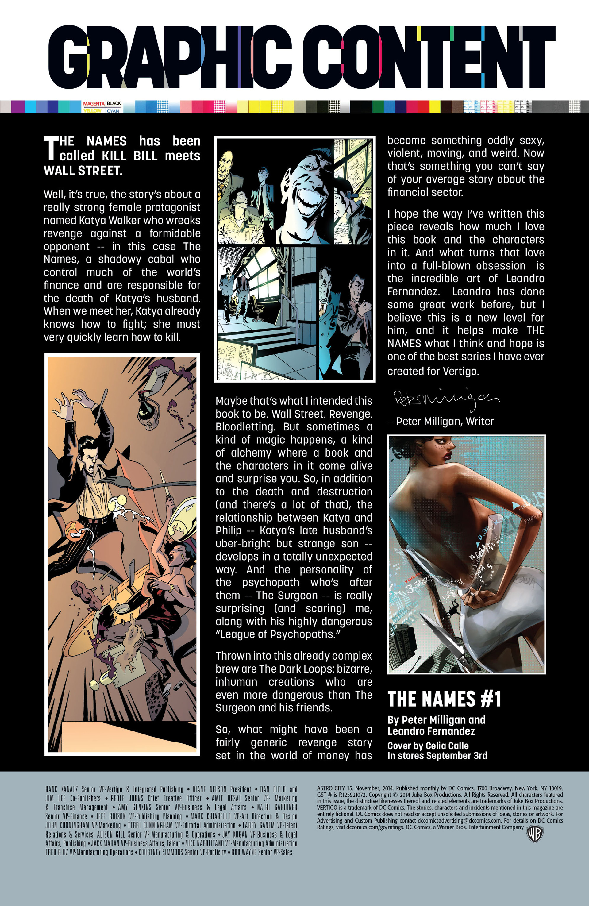 Read online Astro City comic -  Issue #15 - 28