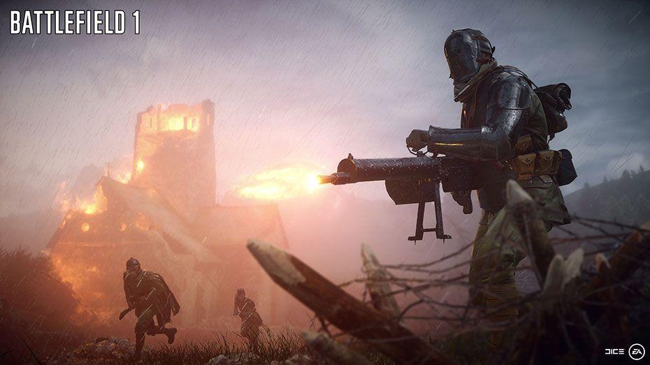 Battlefield 1 ESPAÑOL PC Descargar Full (CPY) + REPACK 5 DVD5 (JPW) 1