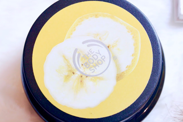 The Body Shop Truly Nourishing Banana Hair Mask Review - Winter Hair Care