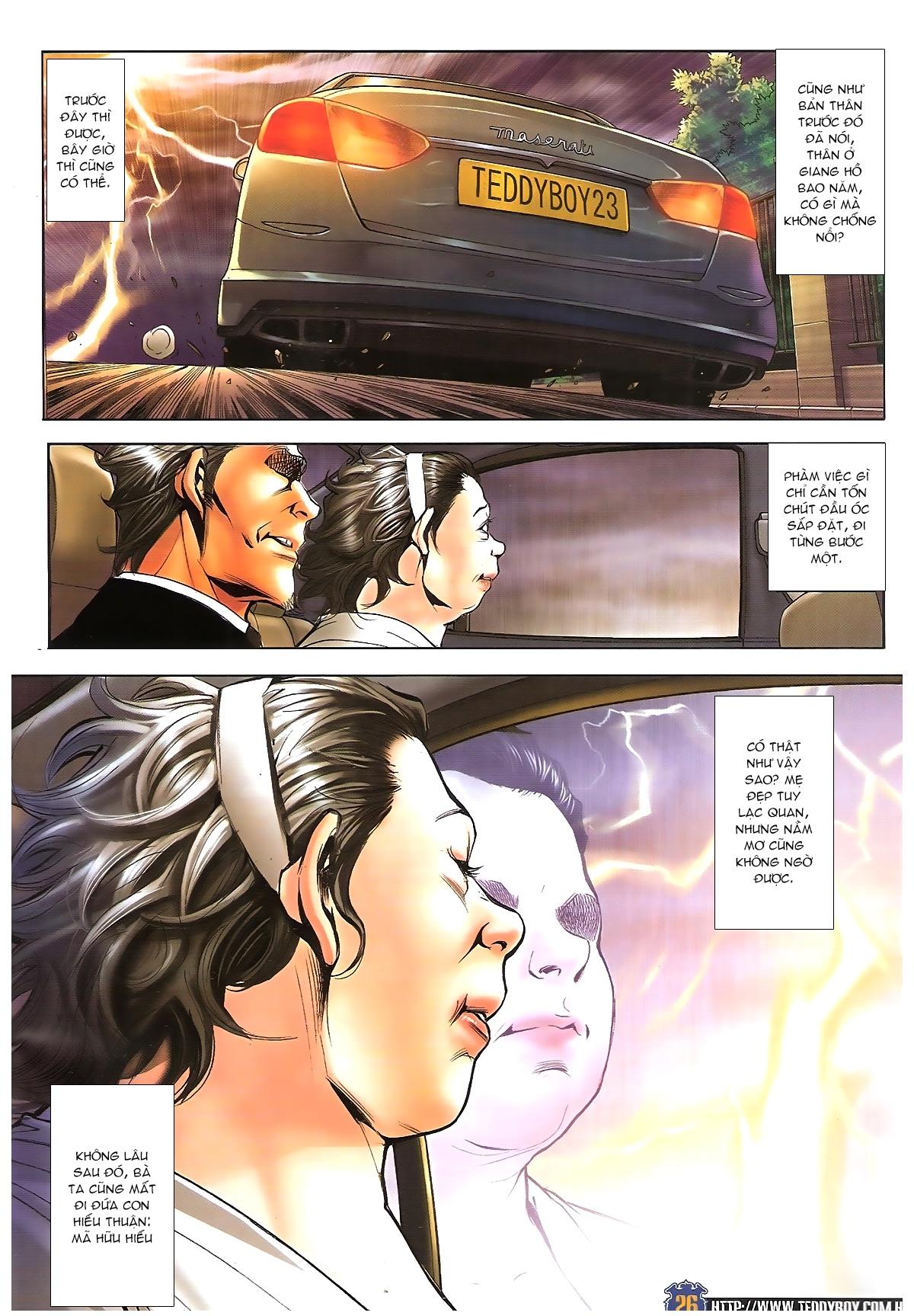 Người Trong Giang Hồ - Chapter 1611: Đại hạn Tưởng Thiên Sinh - Pic 22