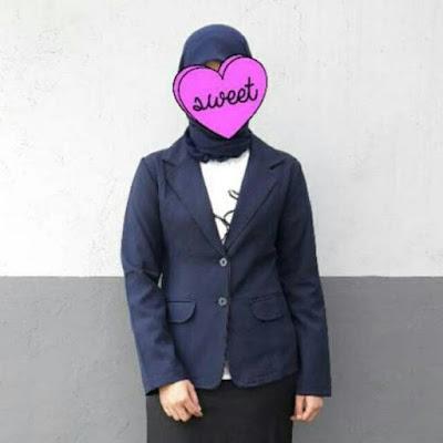 jaket wanita korea