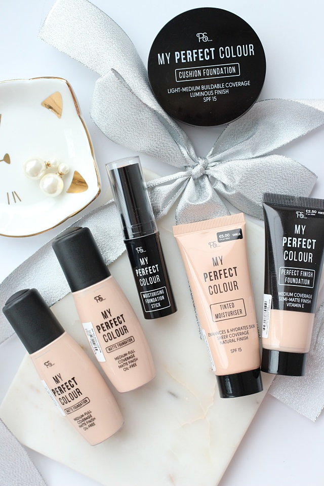 Primark Beauty PS My Perfect Colour