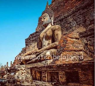 Sejarah Perkembangan Agama Buddha