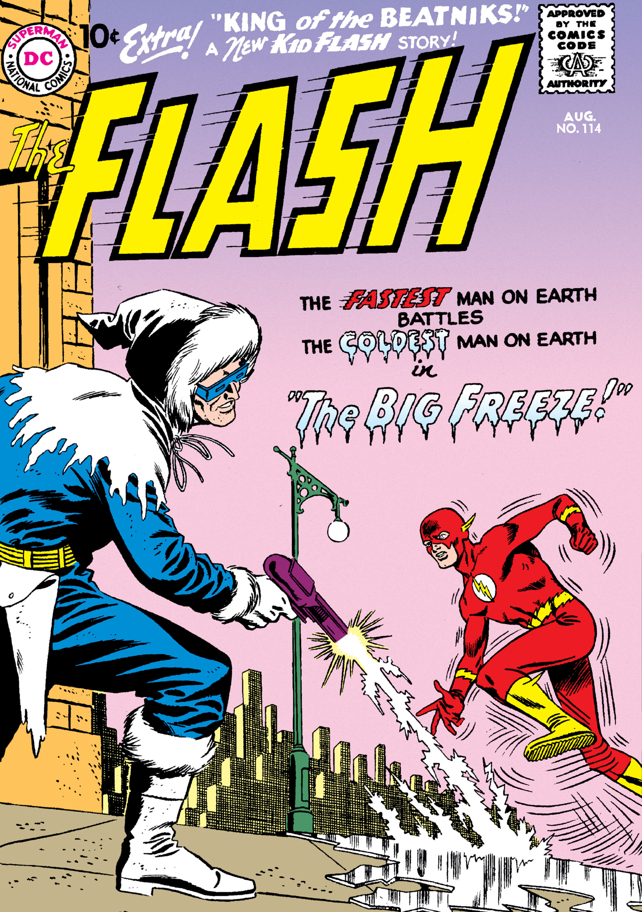 The Flash (1959) 114 Page 1