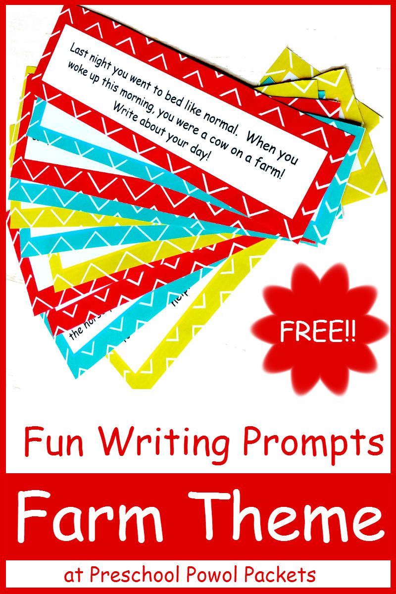 6 Pre-Writing Activities for Kids