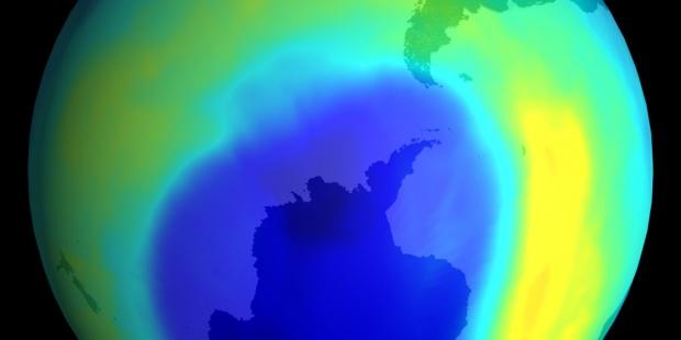 """El paulatino cierre de la capa de ozono, una buena noticia con algunos """"peros"""""""