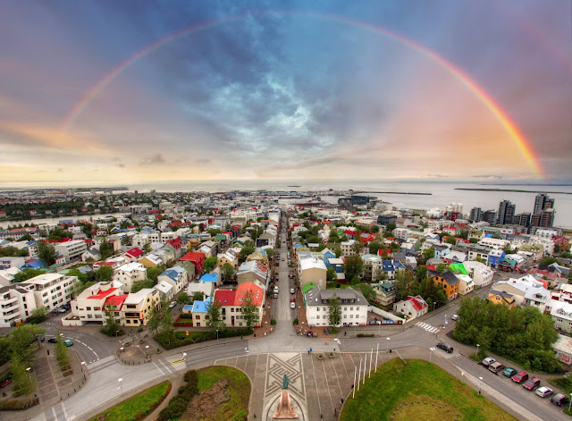 Summer in Iceland. Travelling tips
