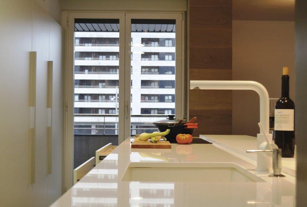 Dos modelos para una cocina en perfecta armona  Cocinas con estilo