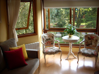 Estar - Apartamento aluguel Temporada Gramado