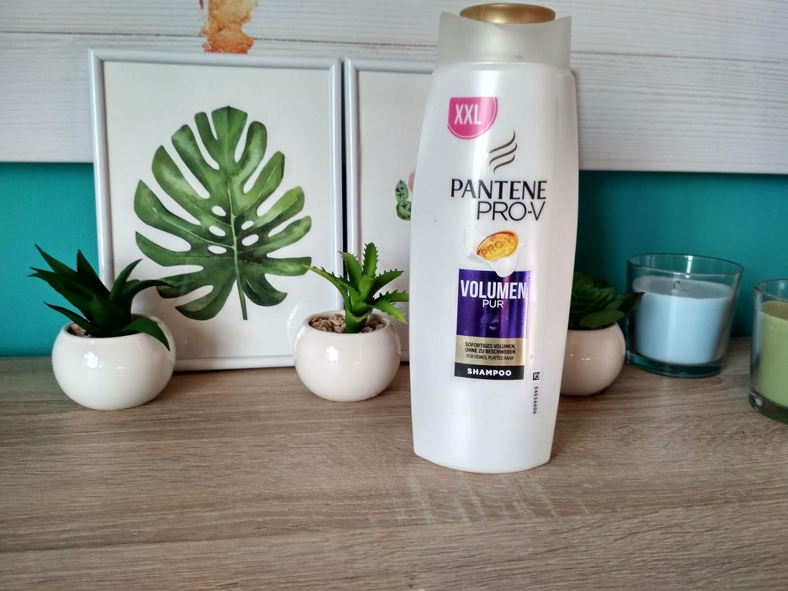 Recenzja - Pantene Pro-V szampon dodający objętości