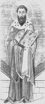 ο άγιος Σωφρόνιος, Πατριάρχης Ιεροσολύμων
