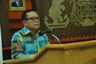 Dinas Sosial Lampung Dirikan Dapur Umum di Desa Rangai