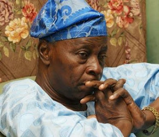 Chief Olu Falae Arrested, Begged EFCC, Admitted He 'Stole' N40m From Jonathan's Largess