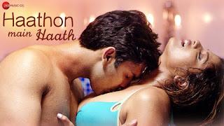 Haathon Mein Haath Lyrics | Gaurav Nain & Prajakta Shinde | Altaaf Sayyed