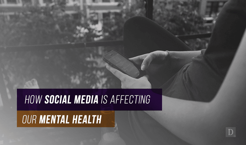 While social media addiction has not been specifically studied, the proliferation of social networks and smart mobile devices mean that social media is often a component of internet addiction. It's always there, always on, and even non-addictive people can often struggle to keep from compulsively checking alerts.