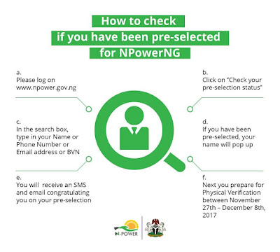 How to Check Npower Shortlisted List