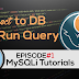 Connect to MySQLi Database and Run a Query | PHP Tutorials | #1