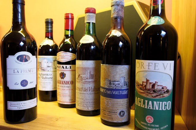 "Vino: ""Basilicata terra fantastica"""