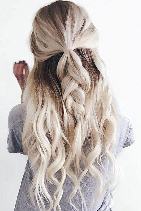 Easy Hairstyles for Winter
