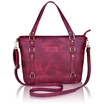 Crossbody Bags for Women,ZMSnow PU Leather Fashion Satchel Shoulder Handbags