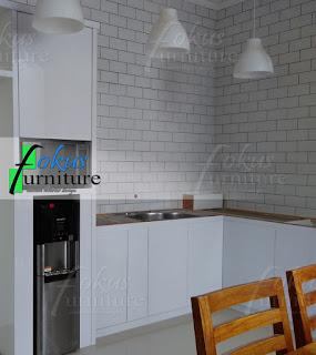 custom kitchen set hpl jakarta