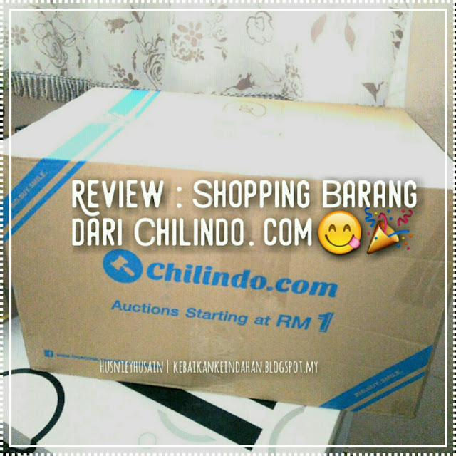 Shopping from Chilindo