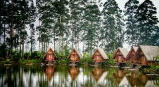 Penginapan Murah Di Lembang Berlokasi Dekat Dusun Bambu