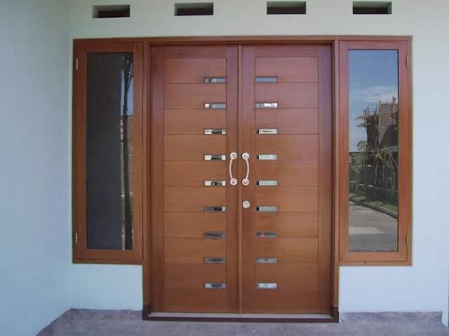 Model Pintu Rumah Minimalis Terbaru