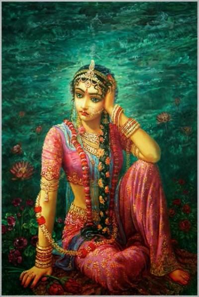 Hindu Goddess Aranyani pic
