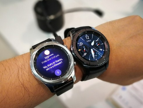 Samsung gear s3 specs and gear s3 frontier review