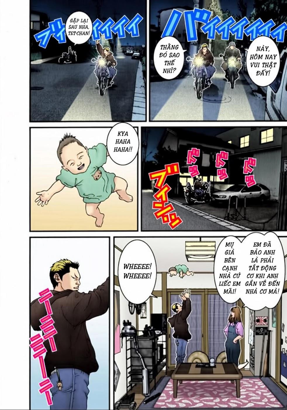 Gantz Chap 29: Zoku trang 8