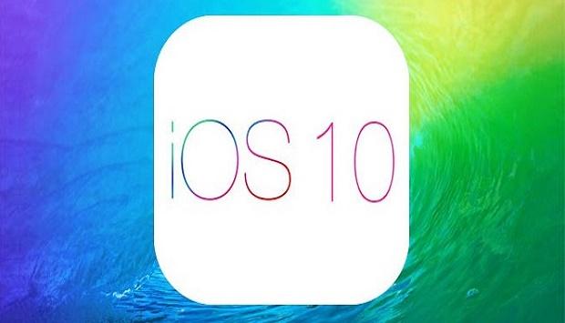 اصدار ios 10