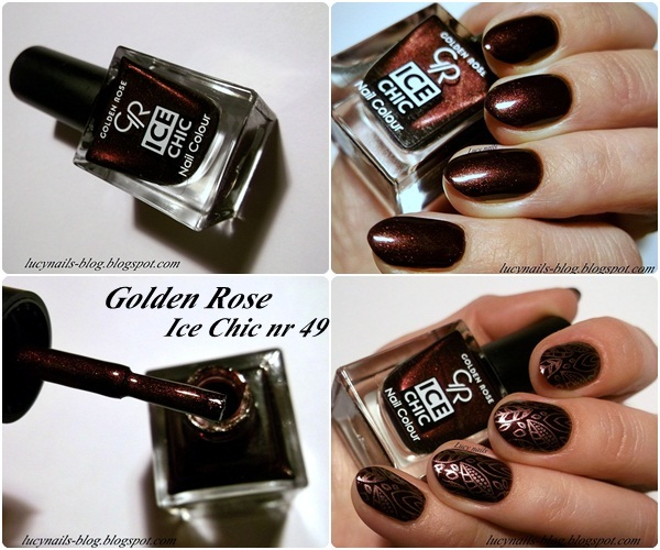 Golden Rose Ice Chic nr 49