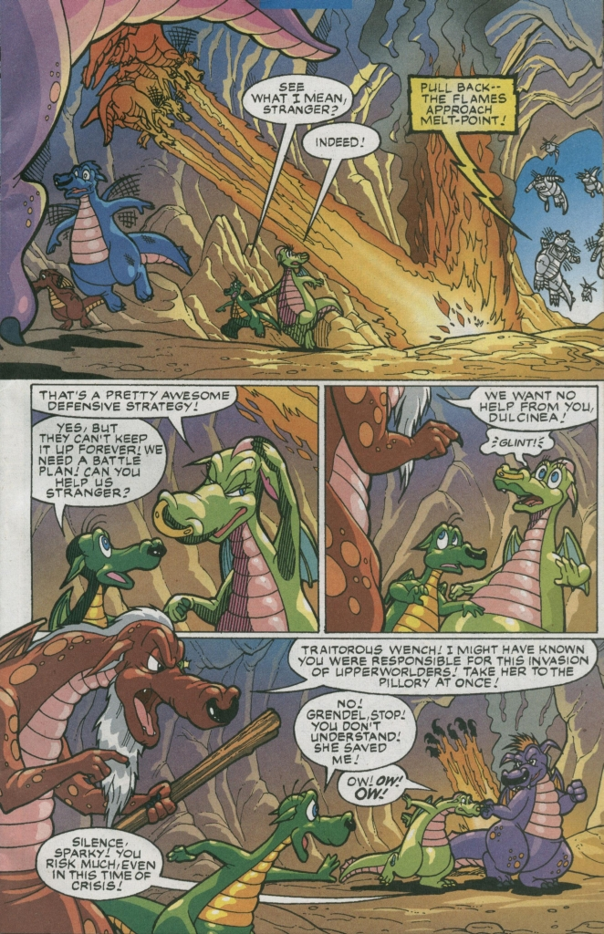 Read online Sonic The Hedgehog comic -  Issue #156 - 39