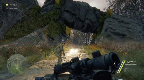 Game Sniper Ghost Warrior 3 Free Download for PC Full Version