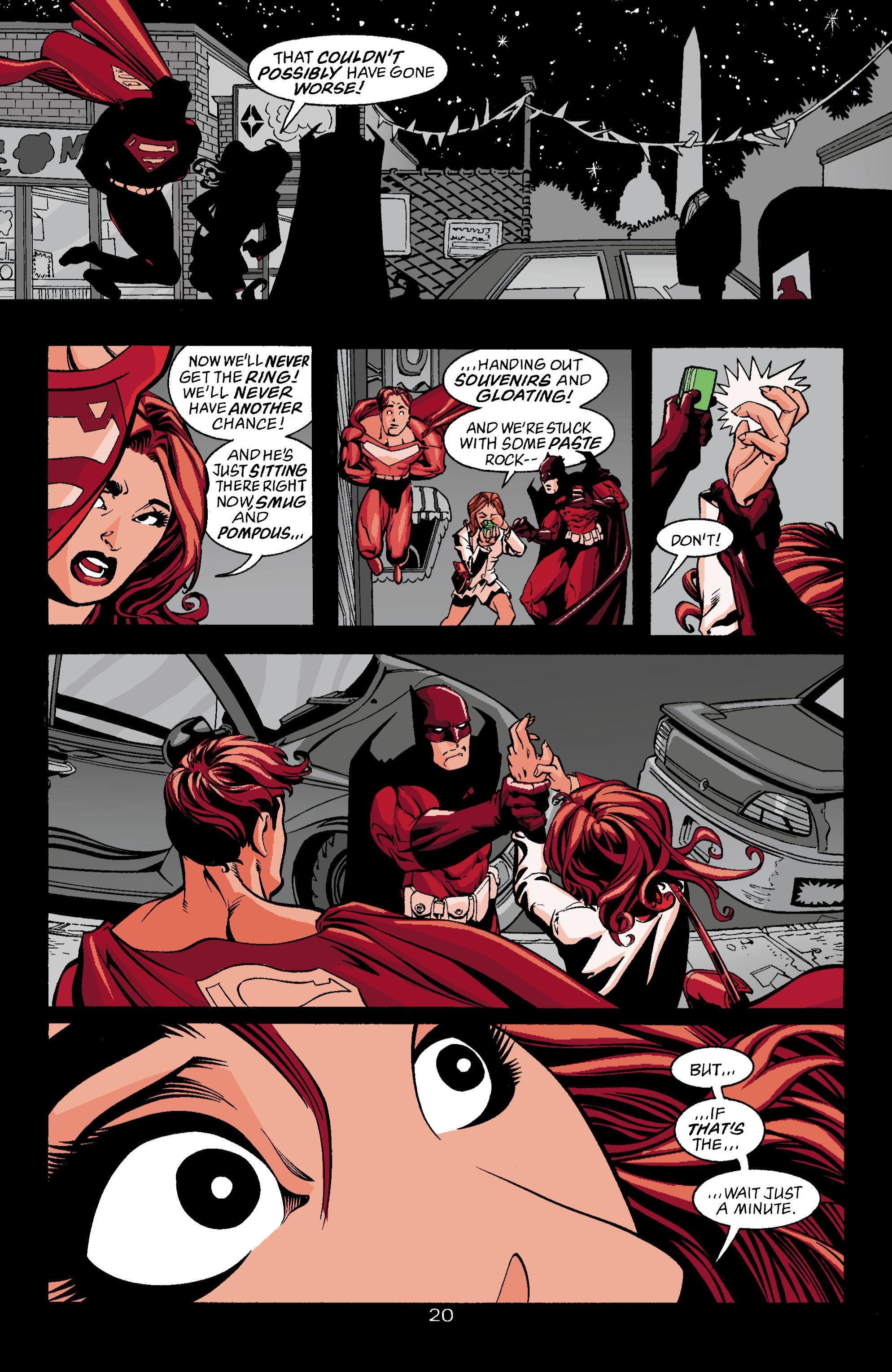 Detective Comics (1937) 756 Page 20