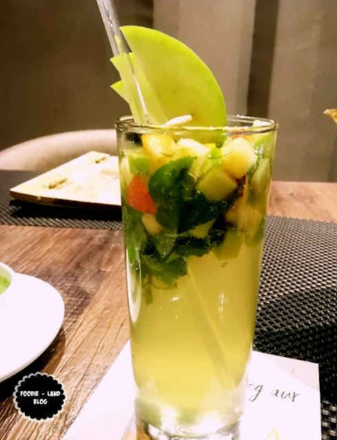 Minty Apple @ Made In Punjab | UB City | Bangalore