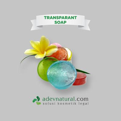 Sabun Transparan ADEV
