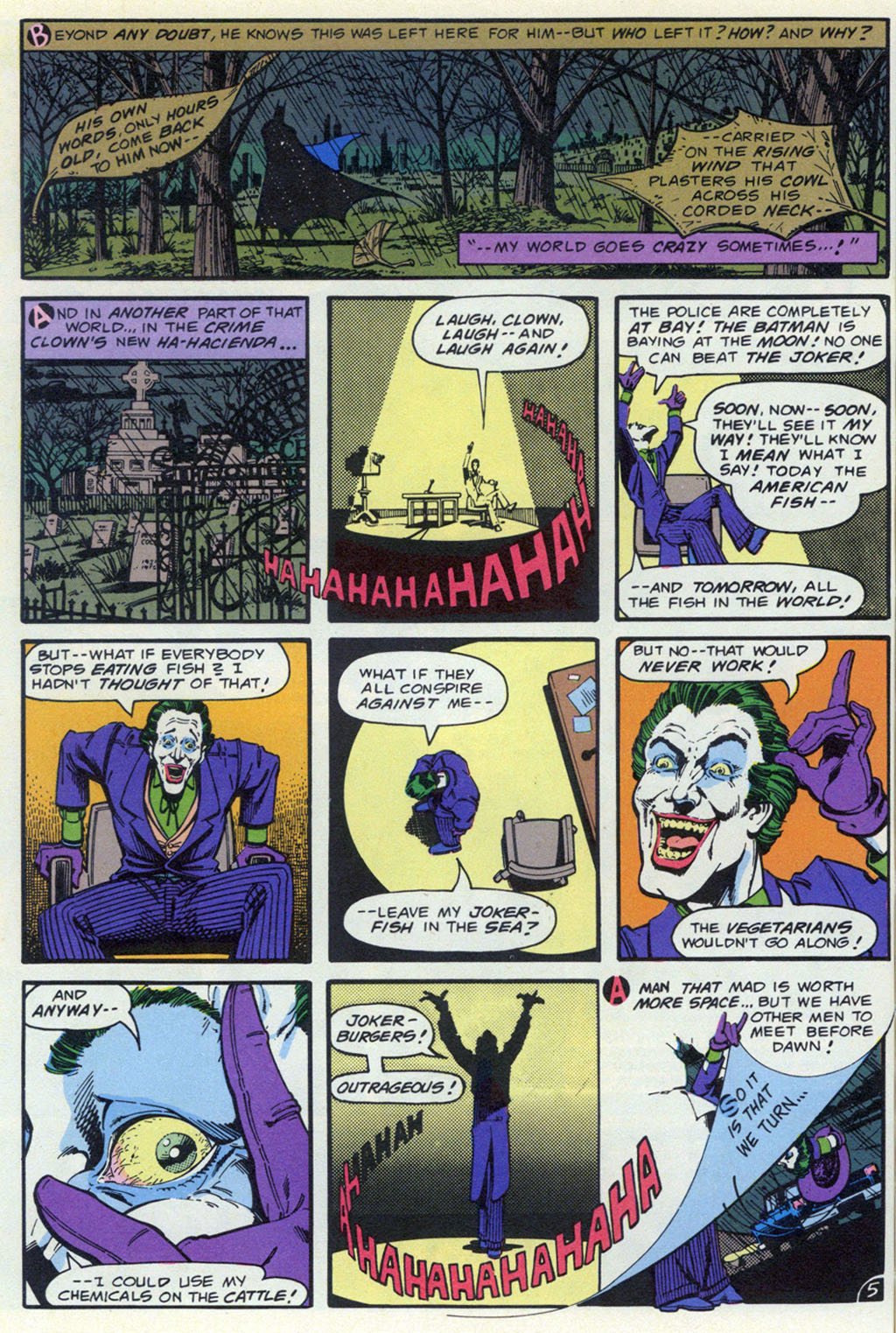 Read online Shadow of the Batman comic -  Issue #4 - 25