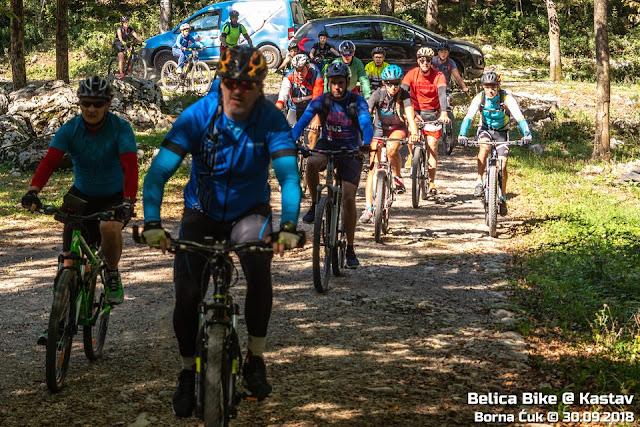 """Kastavska biciklijada """"BELICA BIKE"""" 30.09.2018"""