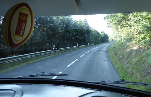 De viatge amb l'autocaravana