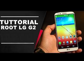 Tips Mudah Cara Root Smartphone LG G2