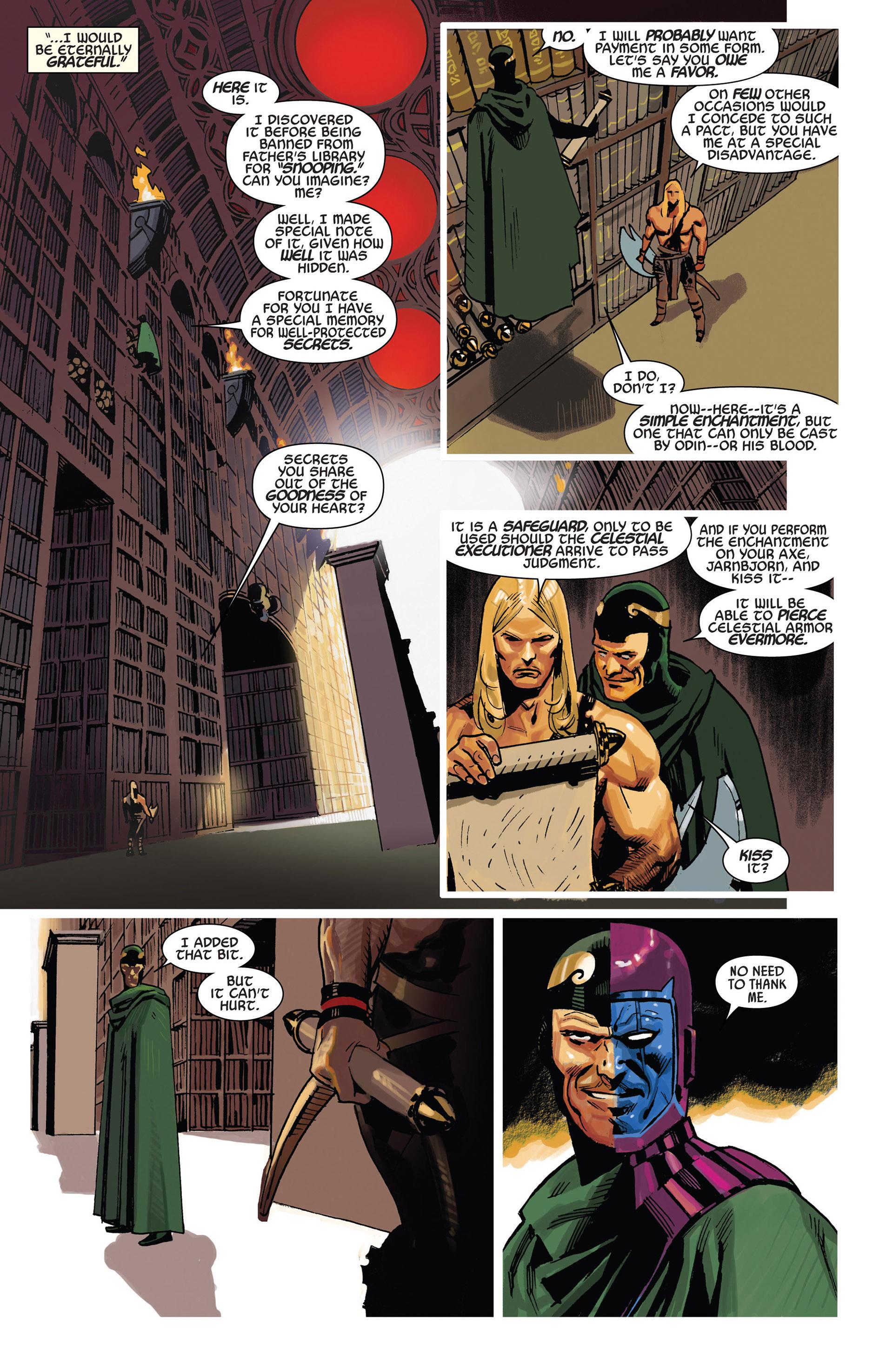 Read online Uncanny Avengers (2012) comic -  Issue #6 - 11