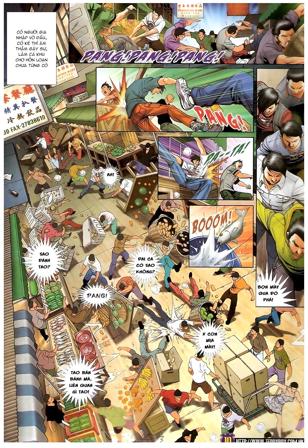 Người Trong Giang Hồ - Chapter 1438: Tứ Đại Quyền Vương - Pic 7